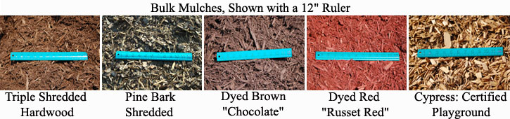 Bulk Mulches